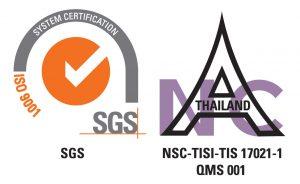 ISO SGS Standard